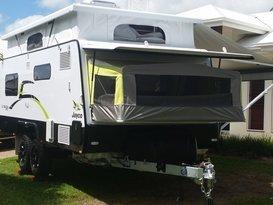 Shandyvan 2.0 - Jayco Expanda Outback