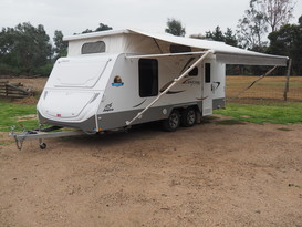 Jayco Journey Oxley  - Cover Image