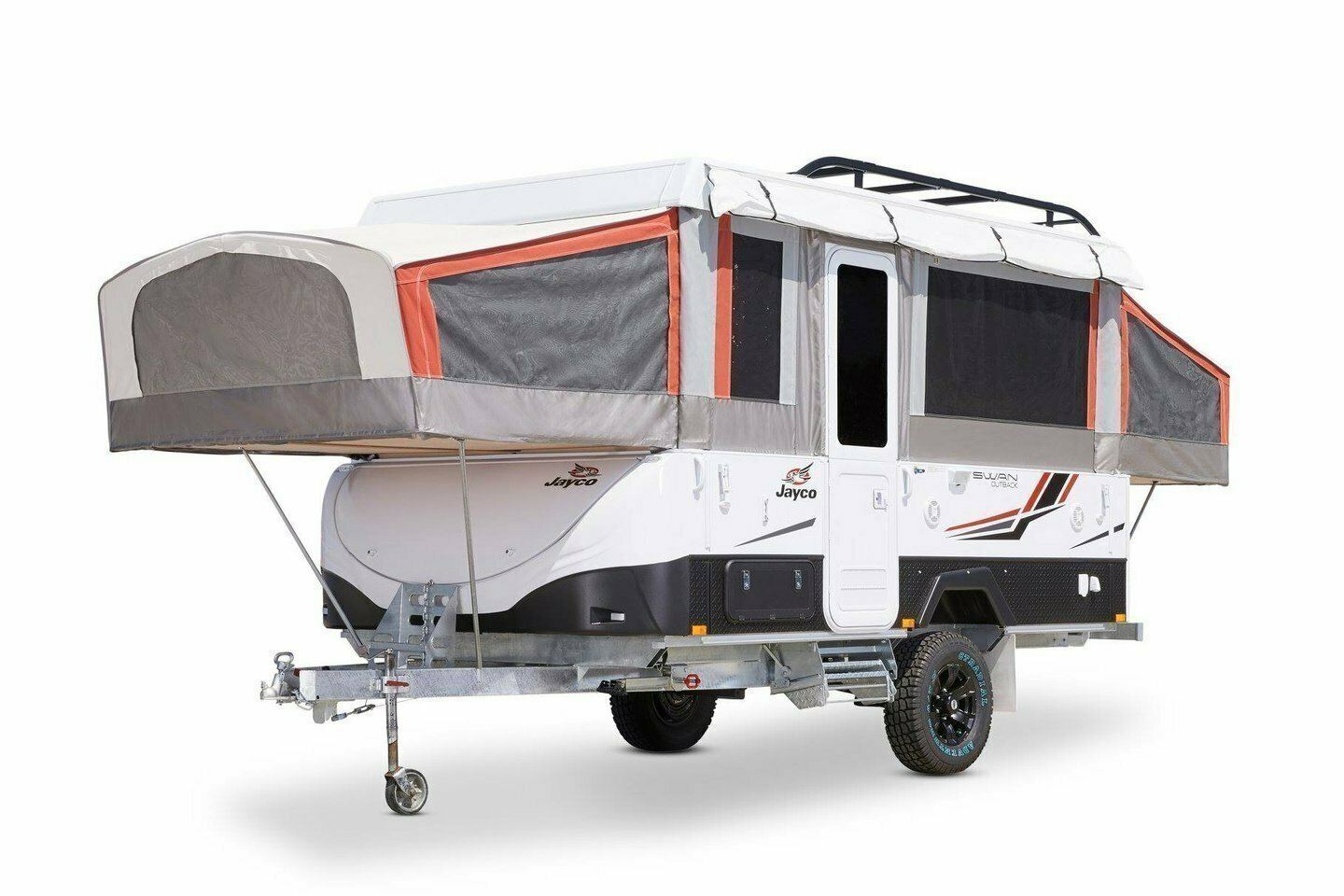"Pop Top for Hire in Mudgee NSW from $90 0 ""Jayco - Swan"