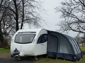 Swift Freedom 6 berth Fixed Double Bed