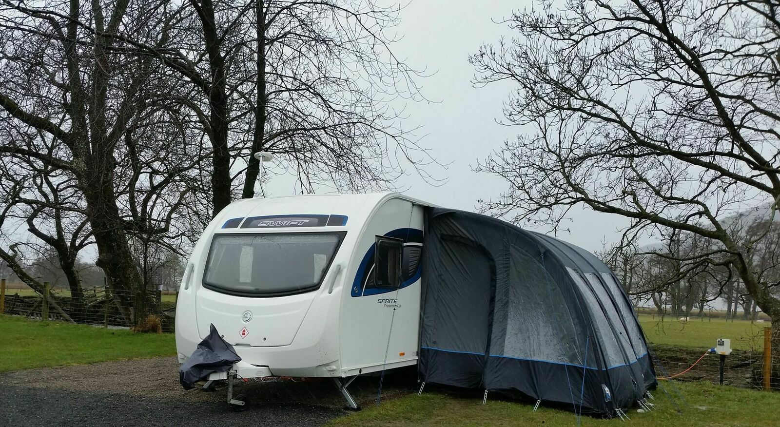Swift Freedom 6 berth Fixed Double Bed 060 - Cover Image