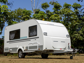 Adria 472PK Sport - Easy to tow, easy to enjoy