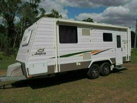 Jayco Starcraft Outback Family Van 20ft  (1)