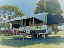 CURRENT SPECIAL - 5 Star JAYCO SWAN #1 Outback  - Cover Image