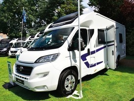 Swift Escape 684 G 5 Berth Motorhome With Garage - Cover Image