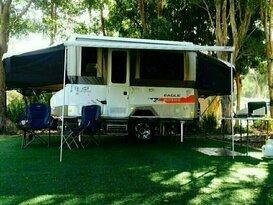 Eagle Outback Camper