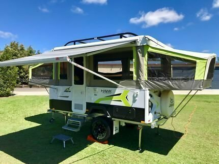 Jayco Hawk Outback - Adventures Await - Cover Image