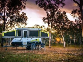 Townsville Caravan and Camping Hire Tony Hawk