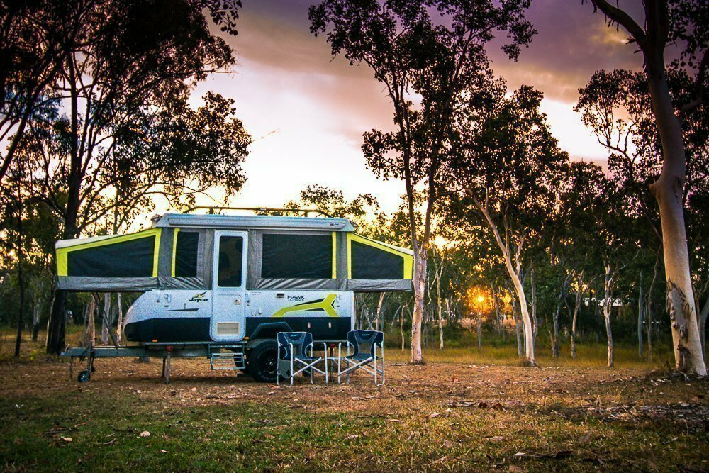 Townsville Caravan and Camping Hire Tony Hawk  - Cover Image