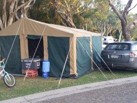Nambucca camper