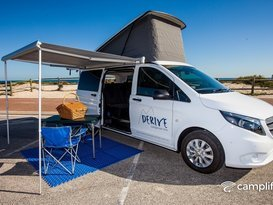 Luxury Mercedes Campervan 2 Hire, Perth  - FREE AIRPORT TRANSFERS!