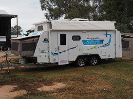 Jayco Expanda 17.56.2  Oxley