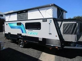 Windsor Rapid Ultimate Lightweight Family Van