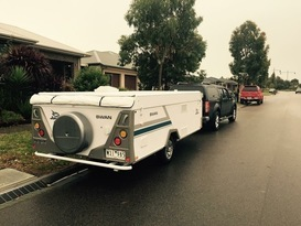 Jayco Swan - Easy to tow - Perfect for Families