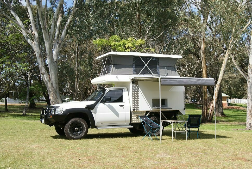 New Rollavan RV180i Series: Camper Number 1 - Cover Image