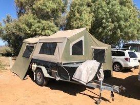 Kevs Outback Camper - Cover Image