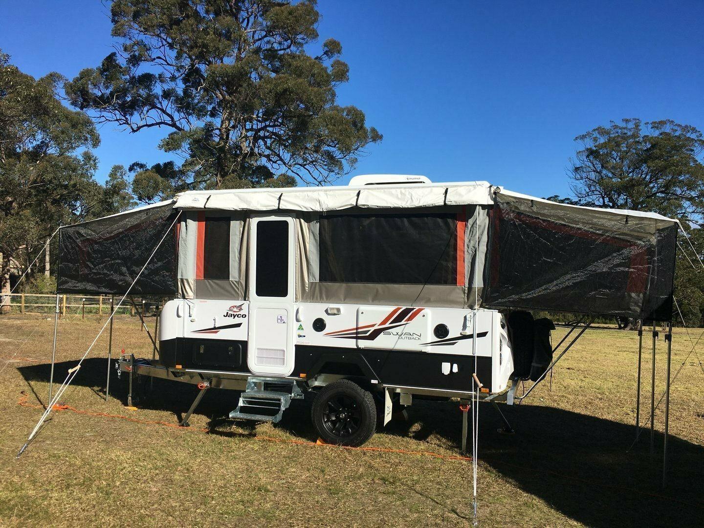 """Pop Top for Hire in Gladesville NSW from $95 0 """"2018 Jayco Swan"""