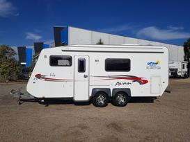 Utow Caravans Lily C1