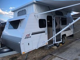 Jayco Starcraft Great for Family (2017 model)