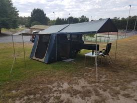 OZtrack Camper 6