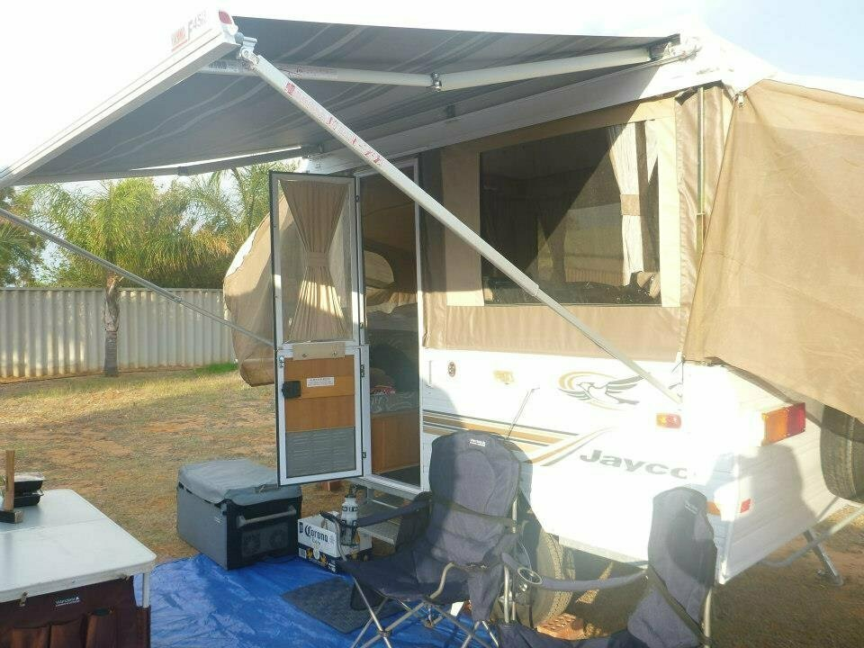 Jayco Finch, plenty of room and easy to tow - Cover Image