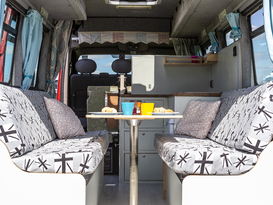 Sally the campervan