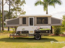 Escape in Jayco Eagle Outback