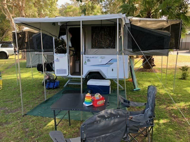 Jayco 'Taylor' Swift - family sized & easy to tow! - Cover Image