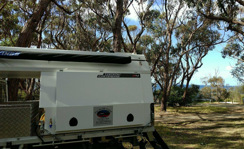 FSC Camper Hire  - Tomas - Cover Image