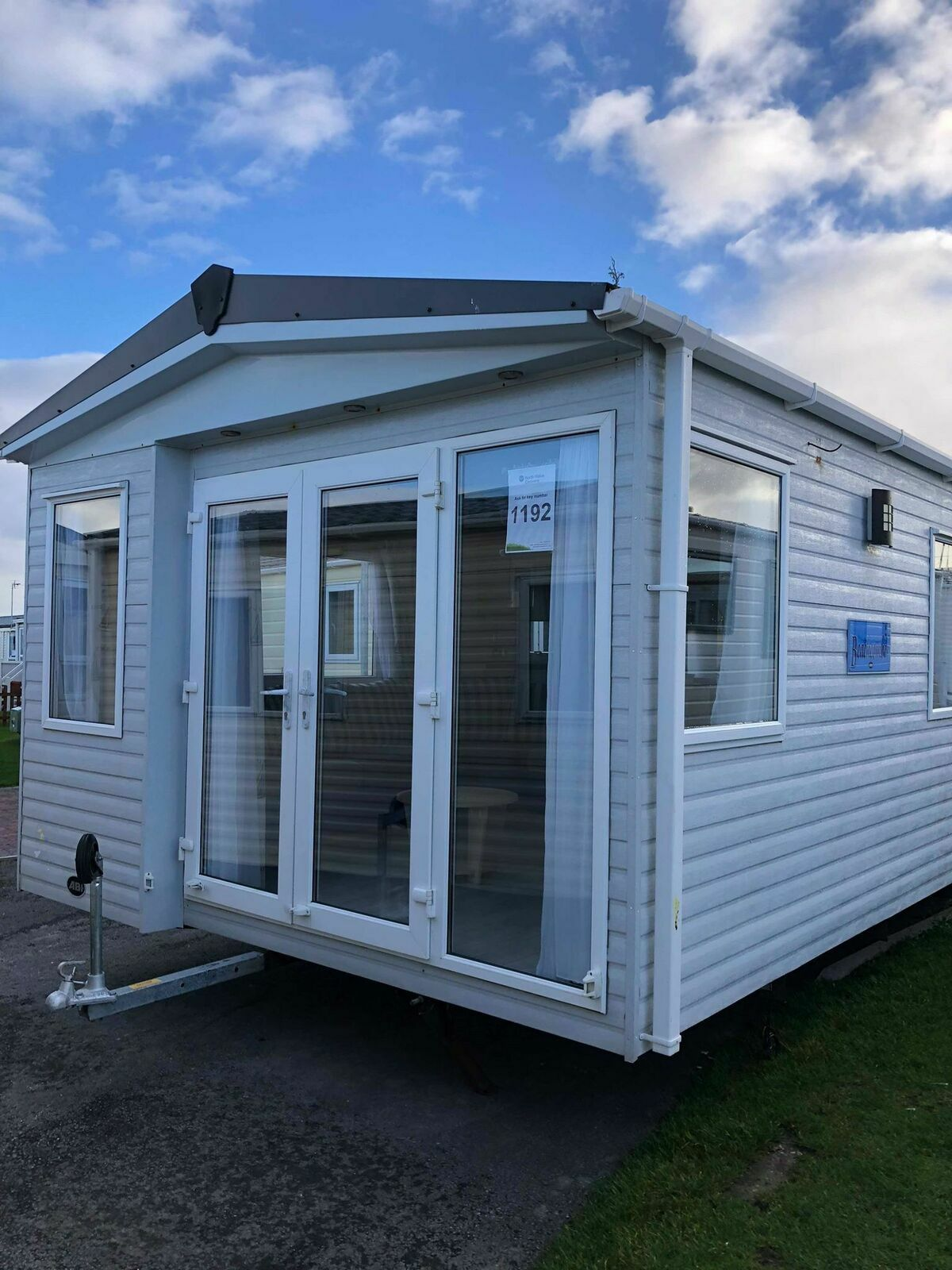 Static Caravan for Hire - Cover Image