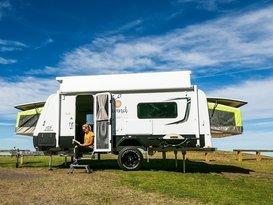 Unwind Camper Trailer Hire -