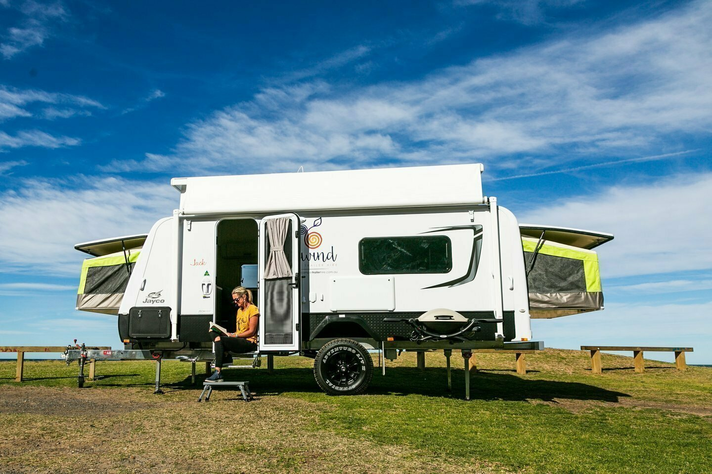 Expander For Hire In Appin Nsw From 110 0 Unwind Camper Trailer