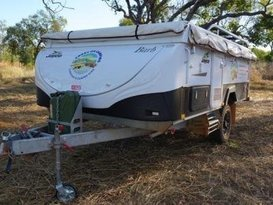 This camper trailer is no longer available