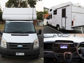 Cosy & Modern Motorhome 5 Berths in Ashwood, Victoria
