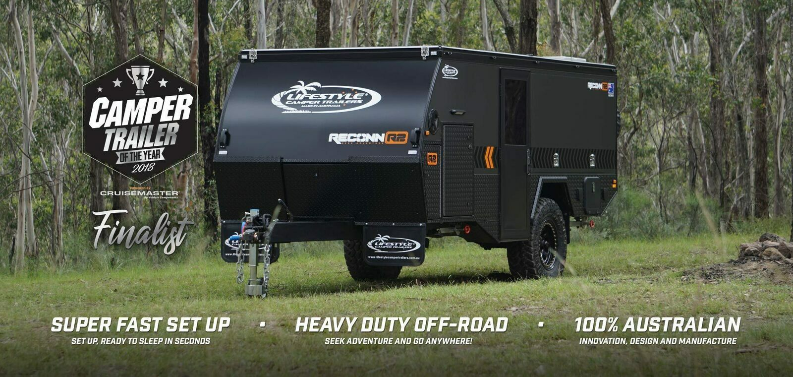 "Off Road Trailer Camper >> Pop Top for Hire in St Ives NSW from $130.0 ""Off Road"