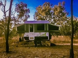 Townsville Caravan and Camping Hire Mingo The Swift