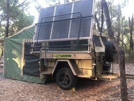 Trak Shak off road camper