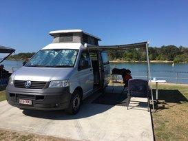 Volkswagen Shirralee 6 speed manual Camper Van