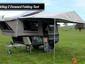 4WD Camper Trailer Sterling Z