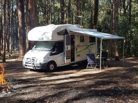 Caravans, Motorhomes & Campers for Hire in Hamilton NSW from $40
