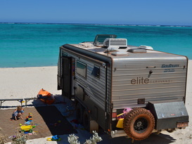 Elite Luxury Off Road Family Bunk Van - Cover Image