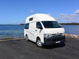 Toyota Hiace HighRoof  manual