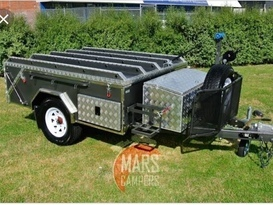 4WD Family Off Grid Camper