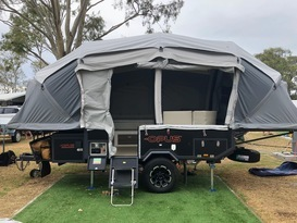 Tip-Top Campers - Air Opus Camper Trailer