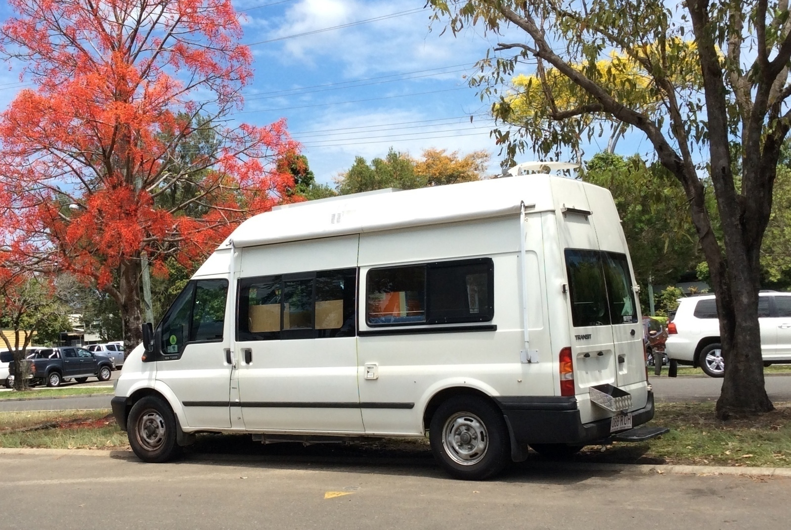 """Motorhome for Hire in George Town TAS from $120 0 """"The Tin Tent"""