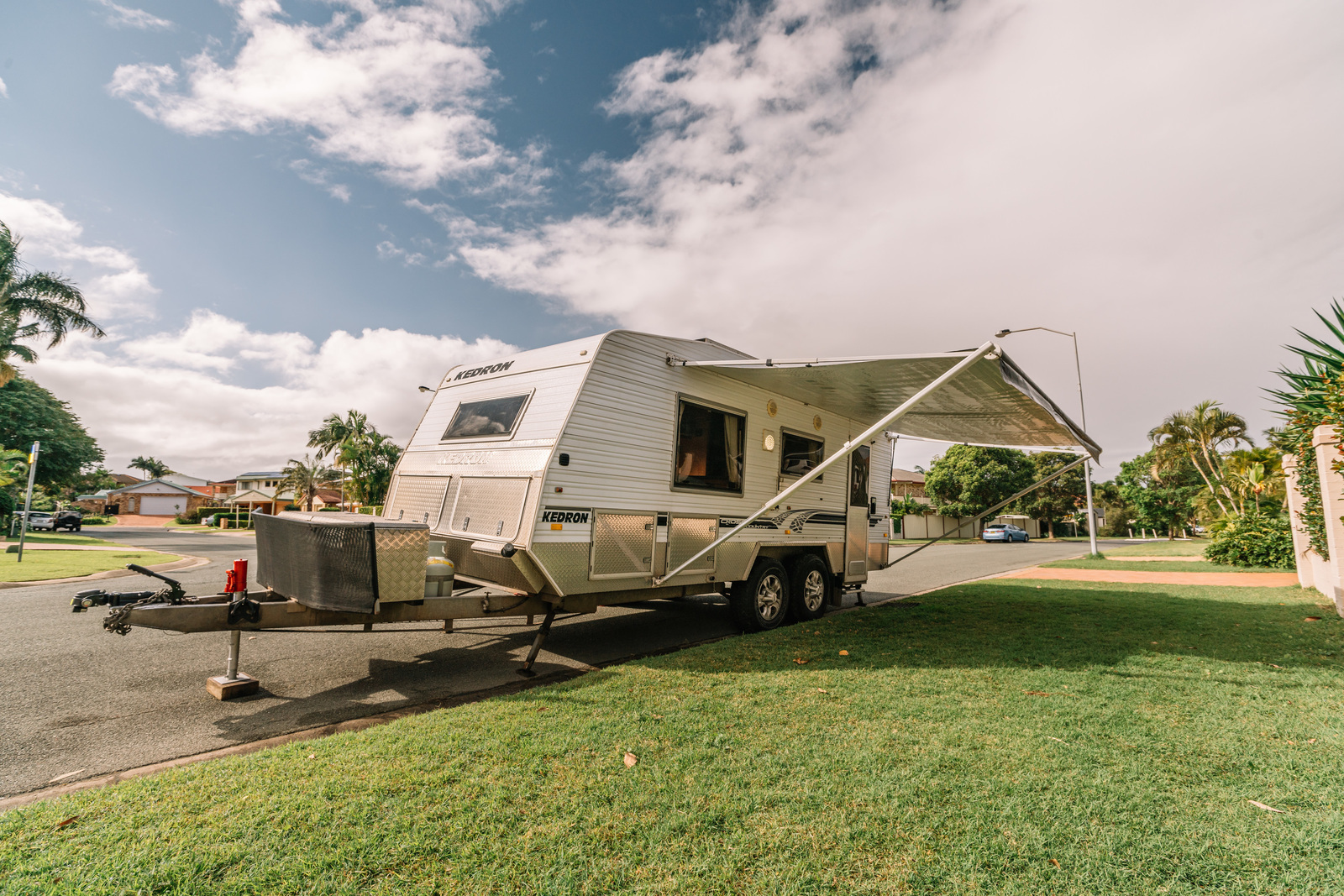 "Caravan for Hire in Wellington Point QLD from $75 0 ""The"