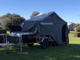 Coburg  Camper