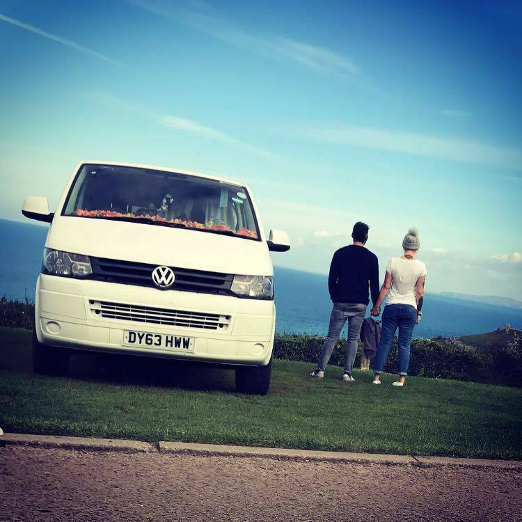Agatha the VW T5 - Cover Image