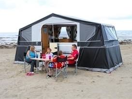 Folding Camper - Cover Image
