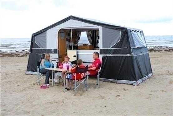 Folding Camper - Cover Image